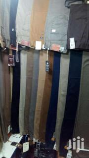 Original Chaki Trousers Made Of Good Fabric Now Available | Clothing for sale in Central Region, Kampala