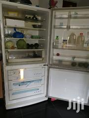 Fridge Freezer American Style From U. K Samsung In A Very Good | Kitchen Appliances for sale in Central Region, Kampala