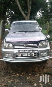 New Toyota Land Cruiser Prado 1998 Silver | Cars for sale in Central Region, Kampala