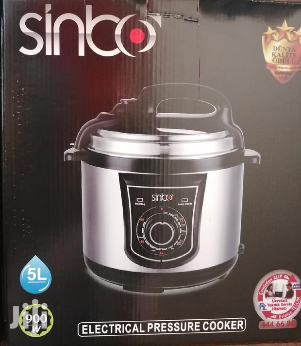 Archive: Electronic Pressure Cooker