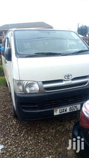 Toyota HiAce 2008 White | Cars for sale in Central Region, Kampala