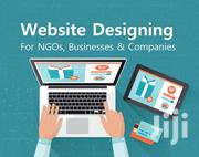 Website Can Showcase Your Business Or NGO | Computer & IT Services for sale in Central Region, Kampala