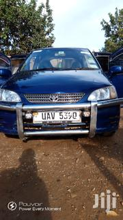 Toyota Spacio 2001 Blue | Cars for sale in Central Region, Kampala