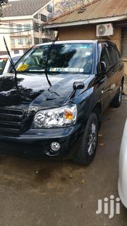Toyota Kluger 2005 Black | Cars for sale in Central Region, Kampala