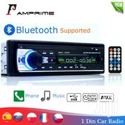 FREE Music Through Bluetooth Car Radio Single Din Black Friday | Vehicle Parts & Accessories for sale in Central Region, Kampala