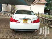 New Nissan Fuga 2006 White | Cars for sale in Central Region, Kampala