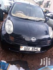 Nissan March 2000 Black   Cars for sale in Central Region, Kampala