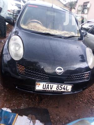 Nissan March 2000 Black