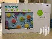 43 Inches Smart Hisense Digital Flat Screen With Inbuilt Decoder | TV & DVD Equipment for sale in Central Region, Kampala