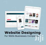 We Offer Affordable And Quality Website Design | Computer & IT Services for sale in Central Region, Kampala