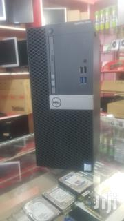 Desktop Computer Dell OptiPlex 3050 4GB Intel Core i5 HDD 500GB | Laptops & Computers for sale in Central Region, Kampala