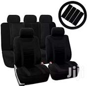 Stretch Seatcovers Full Black | Vehicle Parts & Accessories for sale in Central Region, Kampala