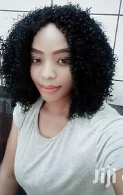 Black Synthetic Curly Wigs   Hair Beauty for sale in Central Region, Mukono