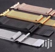 Metallic Straps For Apple Watches | Accessories for Mobile Phones & Tablets for sale in Central Region, Kampala