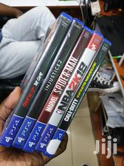 Brand New And Used PS 4 Games | Video Games for sale in Central Region, Kampala