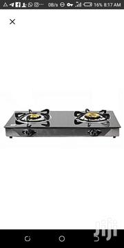 Sayona SB_208,2burner Table Top Gas Stove Black | Kitchen Appliances for sale in Central Region, Kampala