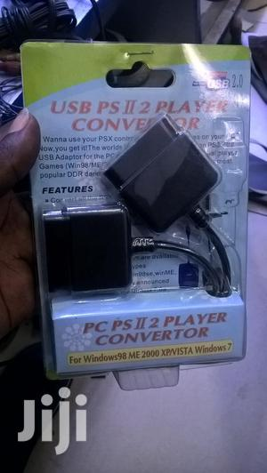 Brand New Ps2/Ps3/ PC Pad Converter