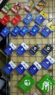 Psn Card From $10 To $50 | Video Game Consoles for sale in Central Region, Kampala