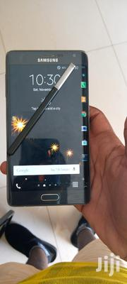 Samsung Galaxy Note Edge 32 GB Black | Mobile Phones for sale in Central Region, Kampala