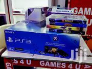 Playstation 3 Console With Fifa19 And Two Brand New Controllers | Video Game Consoles for sale in Central Region, Kampala
