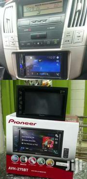 Pioneer Radio Original Fitted In Harrier New Model   Vehicle Parts & Accessories for sale in Central Region, Kampala