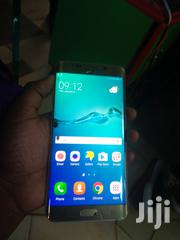 Samsung Galaxy S6 Edge Plus 32 GB Gold   Mobile Phones for sale in Central Region, Kampala