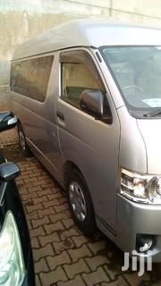Toyota HiAce 2014 Silver | Cars for sale in Central Region, Kampala