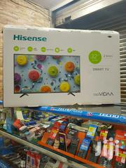 New Stock Hisense 32inch Smart Digital Satellite Led Tvs | TV & DVD Equipment for sale in Central Region, Kampala