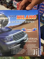 Gulf Milano Car Alarm System Universal | Vehicle Parts & Accessories for sale in Central Region, Kampala