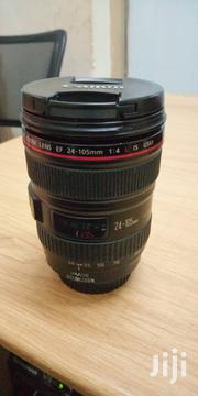Canon Ef 24-105mm F/4l Is Usm Lens | Accessories & Supplies for Electronics for sale in Central Region, Kampala