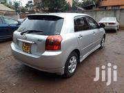Toyota Allex 2001 Silver   Cars for sale in Central Region, Kampala