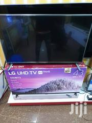 Brand New Lg 43inch Smart Uhd 4k 2019 Tvs | TV & DVD Equipment for sale in Central Region, Kampala