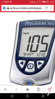 Diabetic Precision Xtra Blood Glucose Katone Monitoring System | Tools & Accessories for sale in Central Region, Kampala