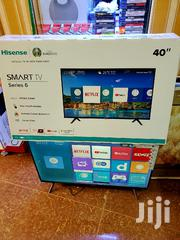 New Hisense Smart Uhd 4k Tv 40 Inches | TV & DVD Equipment for sale in Central Region, Kampala