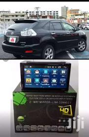 2003 Harrier Car Android Radio   Vehicle Parts & Accessories for sale in Central Region, Kampala