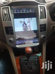 Customized Harrier Kawundo Radio Android | Vehicle Parts & Accessories for sale in Central Region, Kampala