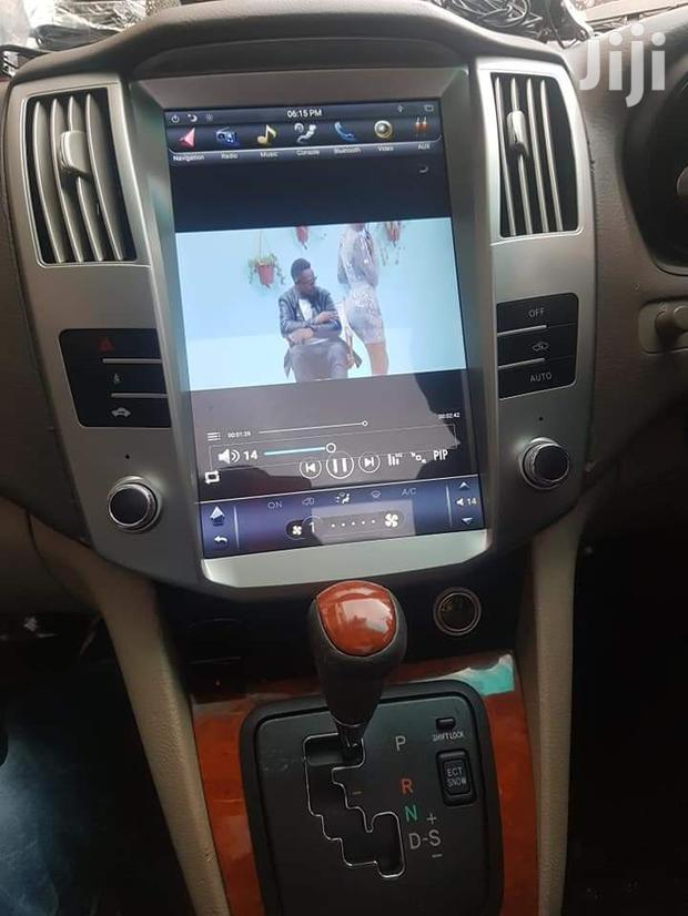 Customized Harrier Kawundo Radio Android