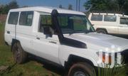 Toyota Land Cruiser 2008 100 4.2 White | Cars for sale in Nothern Region, Gulu