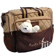 Baby Scots - Embroidery Diaper Bag Brown, Red Colour | Baby & Child Care for sale in Central Region, Kampala