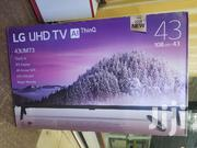 "LG 43"" Smart UHD 4k TV 