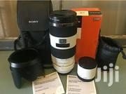 Sony SAL 70-200mm F/2.8 SSM G Lens & Sony 2.0x Teleconverter | Photo & Video Cameras for sale in Central Region, Mpigi