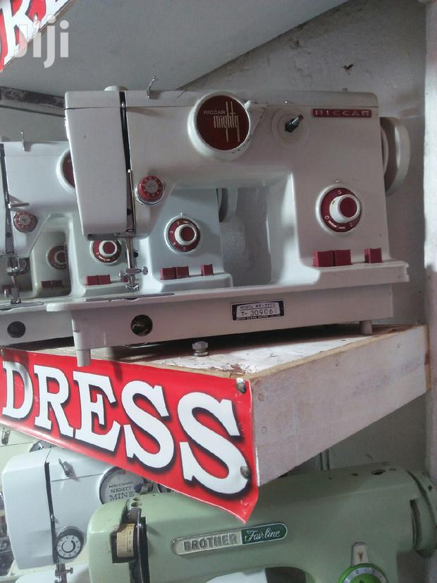 Brand New Riccar Mighty Sewing Machine