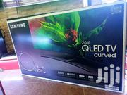 Brand New Samsung Curved QLED Tv 55 Inches | TV & DVD Equipment for sale in Central Region, Kampala