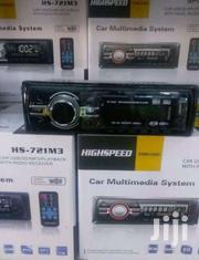 Highspeed Fm Car Radios Usb | Vehicle Parts & Accessories for sale in Central Region, Kampala