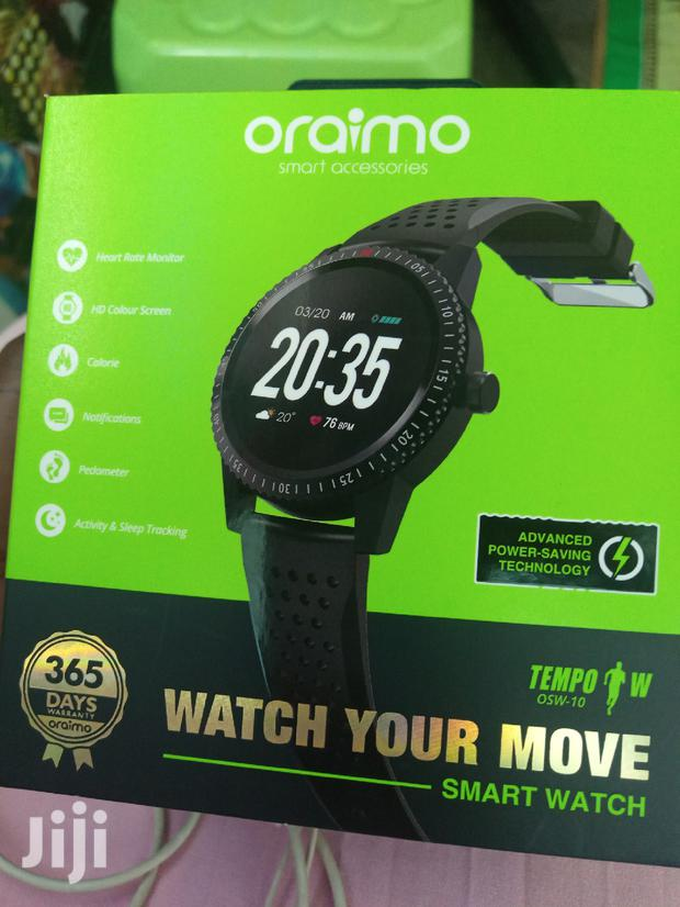 Archive: Oraimo Watch