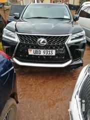 Lexus LX 570 2016 Black | Cars for sale in Central Region, Kampala