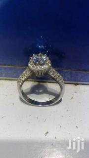 GENUINE Engagement SILVER RING FOR SALE | Watches for sale in Central Region, Kampala