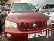 Toyota Kluger 2003 Red | Cars for sale in Central Region, Kampala