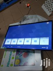 43 Inches Hisense Digital And Satellite Flat Smart Flat Screen TV | TV & DVD Equipment for sale in Central Region, Kampala