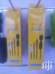 Brand New Ps3/ Ps2 Av Cable | Video Game Consoles for sale in Central Region, Kampala